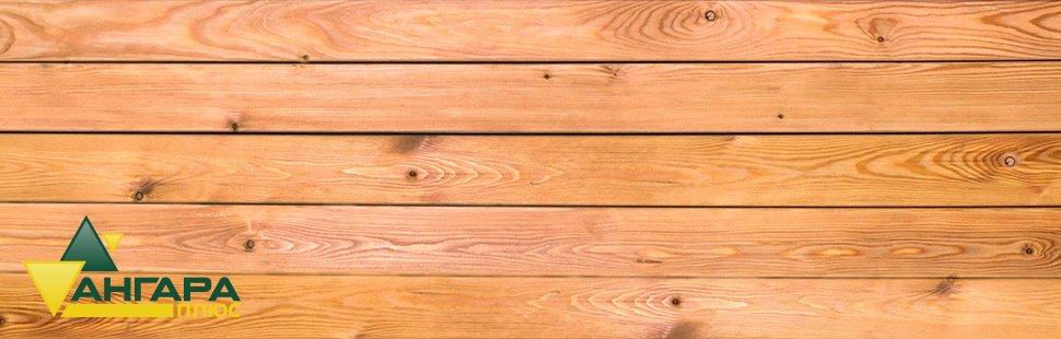 Планкен из лиственницы сорта С