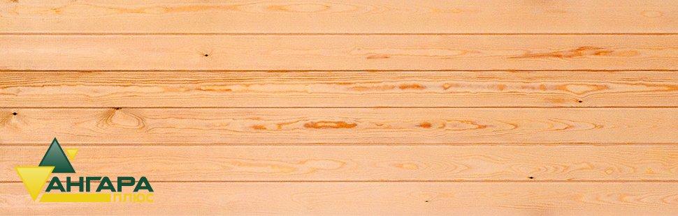 Вагонка (штиль) из сосны сорта А