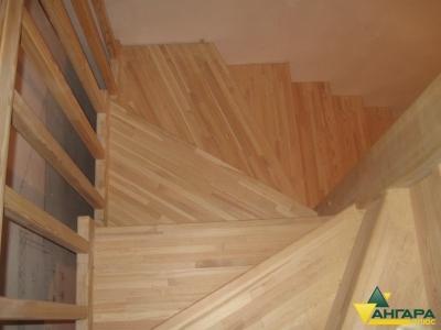 мебельный щит из сосны 18 мм для лестницы