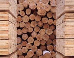 Древесина для строительства и отделки