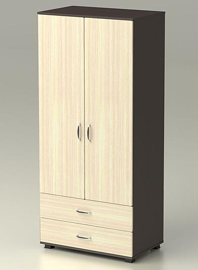 Шкаф из мебельного щита