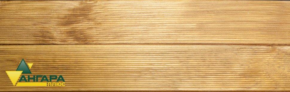 Террасная доска (вельвет) сорта Экстра