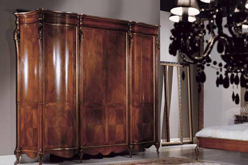 Покрытие мебели из сосны