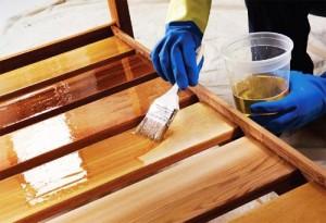 Защита древесных материалов