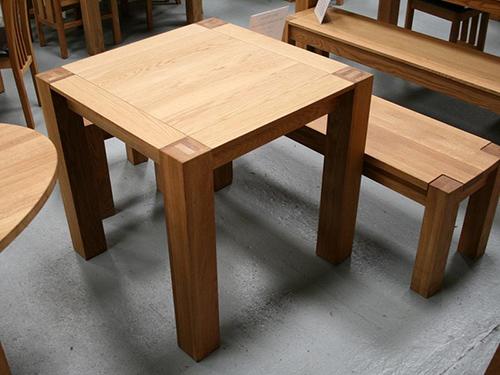 стол из мебельного щита своими руками